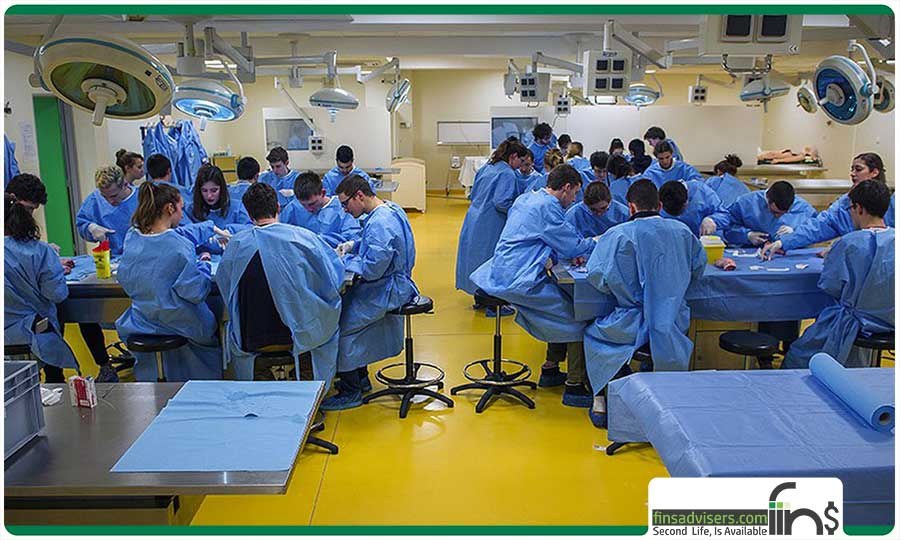 دانشکده پزشکی دانشگاه سوربن فرانسه