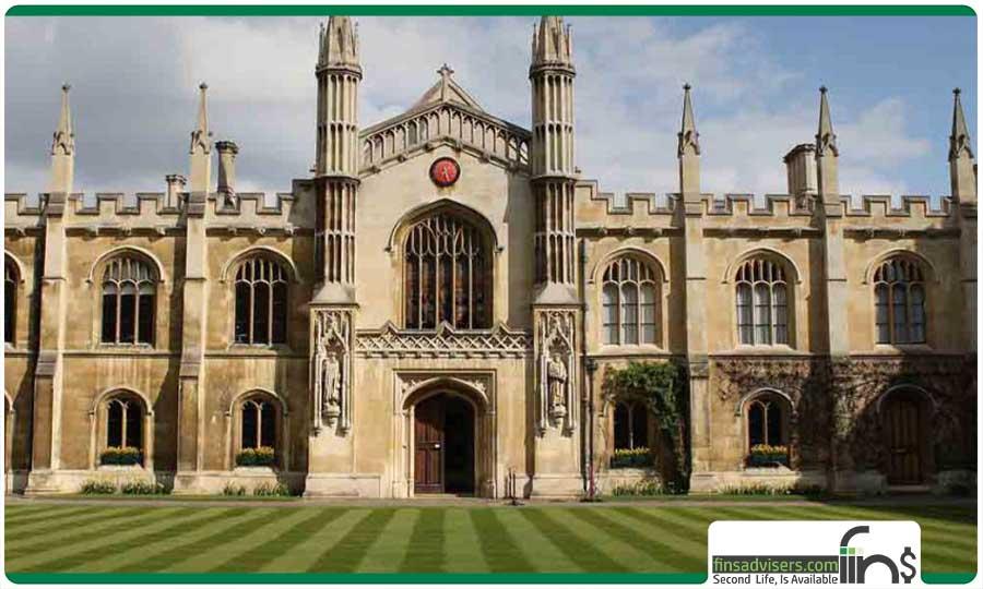 بورسیه های تحصیلی انگلستان